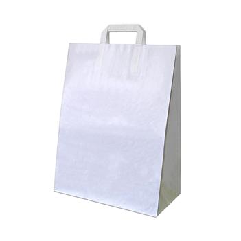 Бумажные пакеты без ручек с логотипом москва